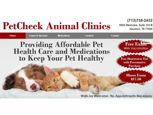 PetCheck Animal Clinics